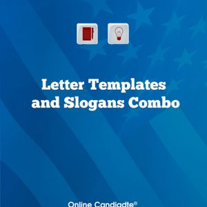 Letter Templates and Slogans Ebook Combo